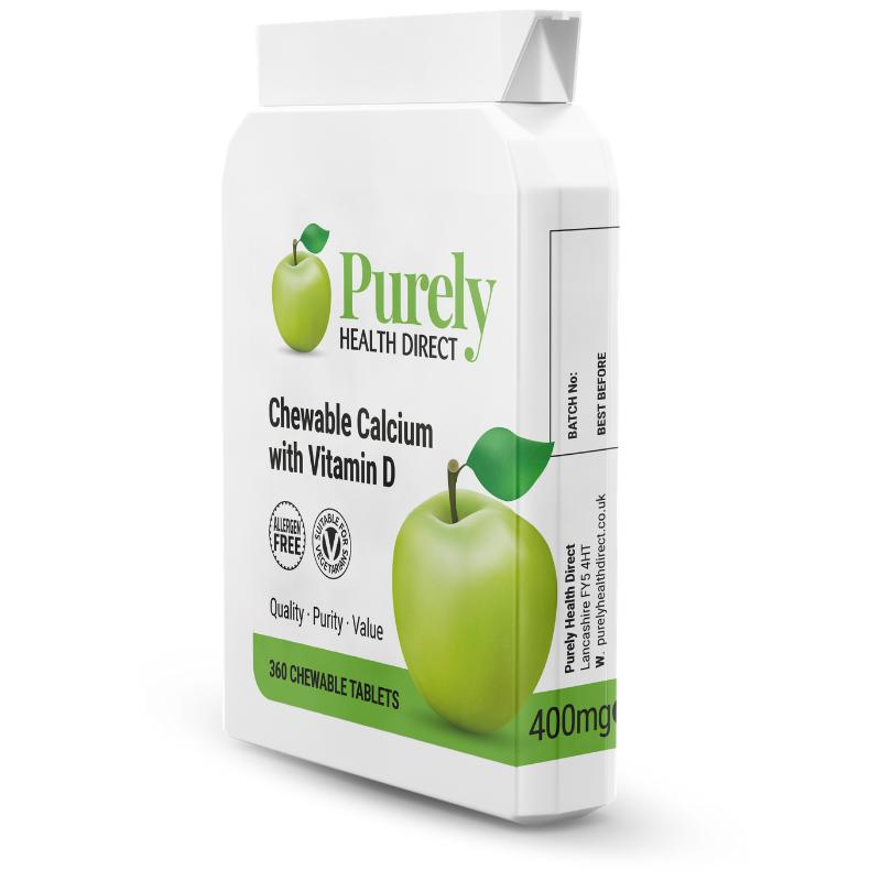 Chewable Calcium Side