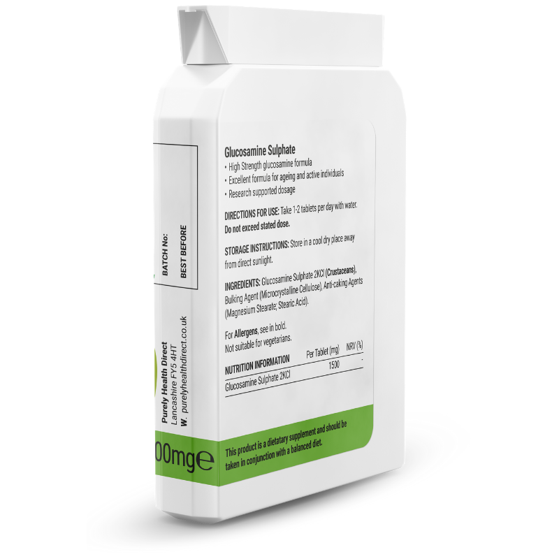 Glucosamine Sulphate Nutritional